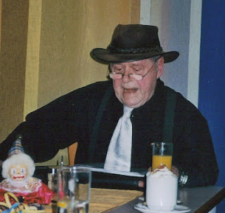 Günter Baum liest