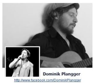 Liedermacher Dominik Plangger bei Facebook