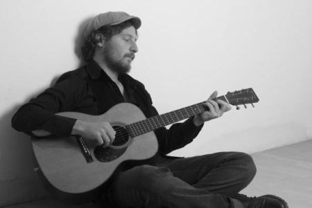 Liedermacher Dominik Plangger live am 21.7.12