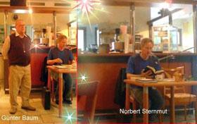 Norbert Sternmut in Schwabach