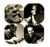 Howling Wuif Quartett @ Salzburg im Nov. 2012